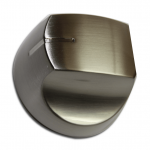 Side Burner Knob for Newer Side Burners - Stainless steel 60544