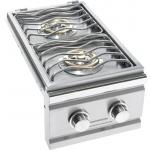 Summerset SSSB-2 double side burner